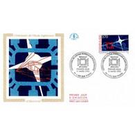 CEF - Ecole Supérieure D'Electricité - 11/3/95 Gif Sur Yvette - 1990-1999