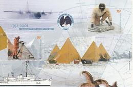 ANTARCTIQUE - ARGENTINE 2001 Recherche Polaire - Yv. BF75 ** - Non Classés