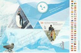 ANTARCTIQUE - ARGENTINE 2011 Réunion Traité Antarctique - Yv. BF123 ** - Non Classés