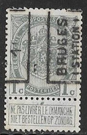 Brugge Station 1910  Nr. 1432A - Rollo De Sellos 1910-19