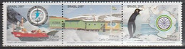 ANTARCTIQUE - BRESIL 2007 Base Ferraz - Yv. 2970/72 ** - Non Classés
