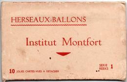 Herseaux-Ballons - Institut Montfort - Pochette Incomplète Avec 8 Cartes - Studio Villette Mouscron - Altri