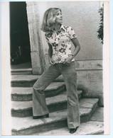 PHOTO PRESSE MODE, ANNEES 70 - Pin-ups