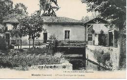 (1)       16    Mansle     Usine électrique De Baudan - Mansle