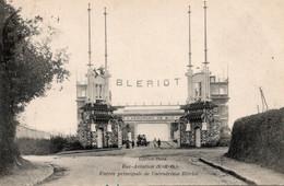 Buc Aviation Entrée Principale De L'aérodrome Blériot - Non Classés