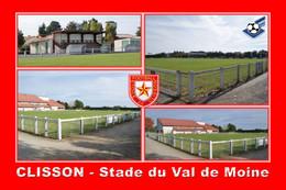 Clisson (44 - France) Stade Du Val De Moine - Clisson