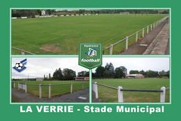 La Verrie (85 - France) Stade Municipal - Stadiums