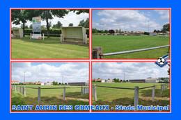 Saint Aubin Des Ormeaux (85 - France) Stade Municipal - Stadiums