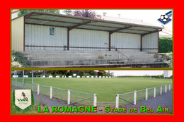 La Romagne (49 - France) Stade De Bel Air - Other Municipalities