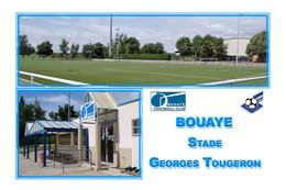 Bouaye (44 - France) Stade Georges Tougeron - Bouaye