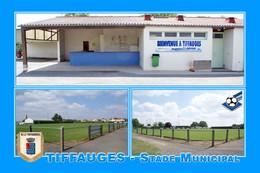 Tiffauges (85 - France) Stade Municipal - Stadiums