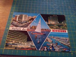 40951   Cartolina Di Riccione - Rimini