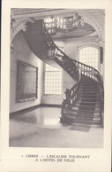 Lier Lierre L'escalier Tournant à L'Hotel De Ville - Lier