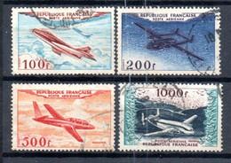 G2 France Oblitéré PA N° 30 à 33  à 10% De La Côte. A Saisir !!! - 1927-1959 Gebraucht
