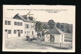 Burnotige - La Source D'Eau Minérale Gazeuse De Harre-lez-Werbomont [Z32-1.054 - Unclassified