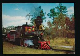 Lokomotiv Der Union Pacific Eisenbahn 1880 [Z32-1.246 - Non Classificati