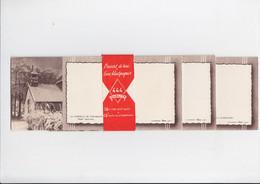 3 X Vloeipapier / Buvard - 444 Quality - Calendrier Edica Liège - 12e Série De 6 Sujets - Produits Pharmaceutiques