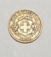 Suisse - Monnaies Confédération - 20c 1858 - TB à TTB - Zwitserland