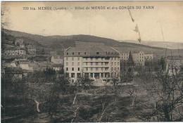 LOZERE : Mende, Hotel De Mende Et Des Gorges Du Tarn - Mende
