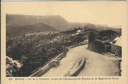 LOZERE : Mende, Col De La Tourette, Route De Chateauneuf Et De Bagnols - Mende