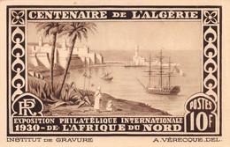 Centenaire De L'Algérie - Exposition Philatélique Internationale 1930 De L'Afrique Du Nord - Alger - Autres