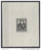 Belgium - 1935 Franz Von Taxis Block *mint HINGED*__(TH-739) - Blocchi 1924 – 1960