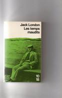 Littérature Américaine. Jack London. Les Temps Maudits. Nouvelles. - Boeken, Tijdschriften, Stripverhalen