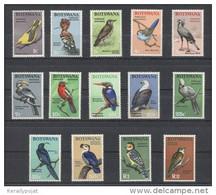 Botswana - 1967 Birds MNH__(THB-51) - Botswana (1966-...)
