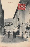 Les Alpes - Gap La Rue Elysée - Gap