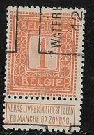 Waterloo 1912  Nr. 2043A - Roller Precancels 1910-19