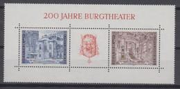 Österreich, Bl. 3 , Xx  (6547) - Blocks & Kleinbögen