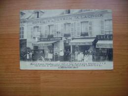 LE NEUBOURG  HOTEL BEUVRON CLUB DES CENT A LACROIX ANIMEE - Le Neubourg