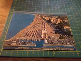 74525  Riccione  Vecchia Cartolina - Rimini
