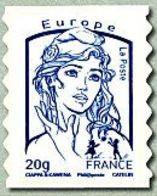 N° AA852 ** - Francia