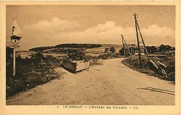 231020A - 42 LE BESSAT L'entrée Du Village - Sonstige Gemeinden