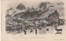 ***  04  **  LA GRAVE LA MEIJE Vue Prise Du Plateau De Paris  Précurseur Neuf Excellent état - Autres Communes