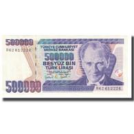 Billet, Turquie, 500,000 Lira, 1970, 1970-10-14, KM:212, SPL - Turquie