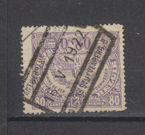 COB 111 Oblitération Centrale ANTWERPEN Stuyvenberg B - 1915-1921