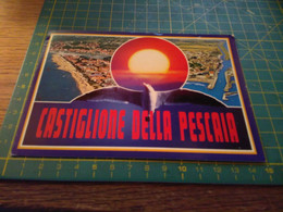 74675 Castiglione Della Pescaia  Cartolina Usata Per Concorso Vedi Retro - Grosseto