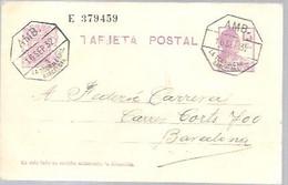 E.P  1932  MATASELLOS AMBULANTE  LA TOUR DE CARL - BARCELONA - 1931-....