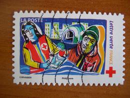 France Obl N° 1426 - Autoadesivi