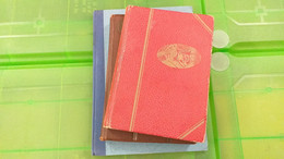 Lot N° TH 623 MONDE Neufs Ou Obl. Dans 3 Petits Classeurs - Collezioni (in Album)