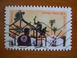 France Obl N° 1138 - Luchtpost
