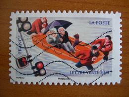 France Obl N° 1139 - Luchtpost