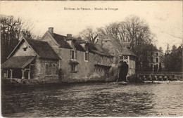 CPA FOURGES - Moulin Environs De VERNON (129033) - Fourges