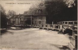 CPA FOURGES - Les Chutes Du Moulin (129034) - Fourges