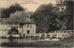 CPA FOURGES - Le Moulin (129035) - Fourges