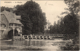 CPA FOURGES - Le Moulin (129036) - Fourges