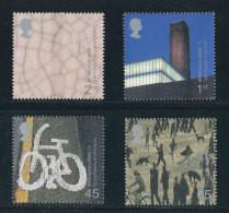 GRANDE-BRETAGNE - 2000 - Yvert  2166/2169 - NEUFS ** Luxe MNH - Série Complète 4 Valeurs  - Millénaire 2000 (V) - Ongebruikt