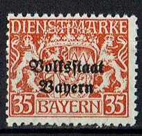 Mi. Dienst 38 * - Bavaria